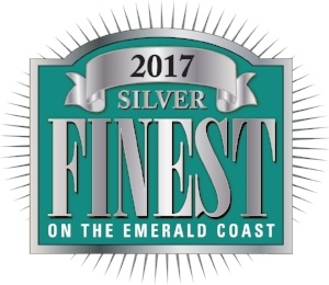 Double Fun Watersports Wins Silver Award for 2017 Finest on the Emerald Coast