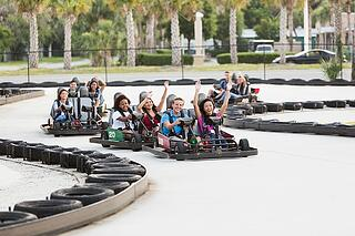 Go Carts in Destin